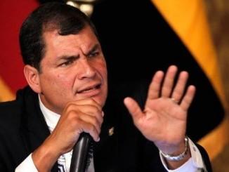 Ekvador Devlet Başkanı: Türkiye'yi Suriye'de desteklemiyorum