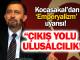 Ümit Kocasakal, islamiyet, işgal altında, istiklal marşı, Kemalizm, hormonlu sol, çıkış yolu, ulusalcılık, Türkiye, operasyon, emperyalizm, antiemperyalizm