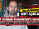 Nasuh Mahruki, açıklama, 17 ada, Yunanistan, AKP, vatana ihanet, yargılama, Erdoğan, hukuk devleti, 17 adanın Yunanistan'a verilmesi